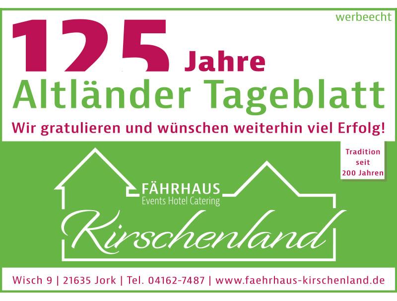 design-zeitungsanzeige-jubiläum-kirschenland-gratulation-print